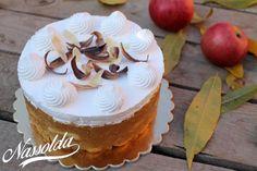 Sütés nélküli almatorta - Nassolda Cupcakes, Vegan, Cookies, Food, Crack Crackers, Cupcake Cakes, Biscuits, Essen, Meals