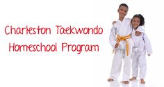 Taekwondo progrom for homeschool families.  Charleston, South Carolina  Mount Pleasant, South Carolina  Mt. Pleasant South carolina