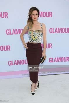 Altair Jarabo attends the Glamour Magazine Mexico Beauty Awards 2013 at Museo Rufino Tamayo on February 13, 2014 in Mexico City, Mexico.