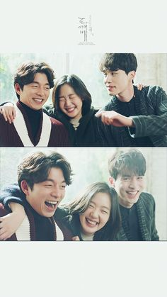 Goblin Ep. 9 | They're so cute I can't