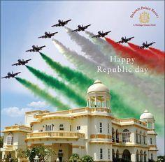 Happy #Republic Day #Balarampalaceresort #Heritage #Hotels #of #Gujarat #Heritage #Hotels #of #India