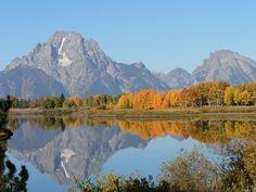 America the beautiful! Jackson Hole, Wyoming