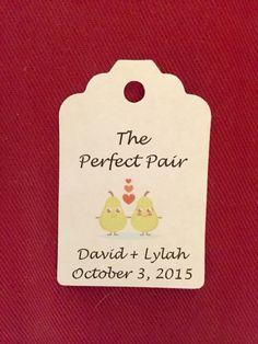 Wedding / Bridal Shower tags