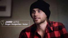 Jared Leto in TRUE COLORS a zedd's documental