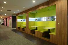 Lima Europe ltd   Reckitt Benckiser office design