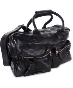 Weekend bags och Större väskor från Royal RepubliQ - Will Bag Black - Stayhard kläder och mode online
