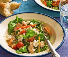 Σαλάτα με κινόα και κοτόπουλο | Συνταγή | Argiro.gr - Argiro Barbarigou