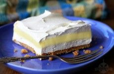 Lemon Icebox Delight -- gotta do this cause I love Lemon Icebox Pie!!