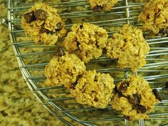 Chocolate Chip Oatmeal Cookies | An Avocado A Day