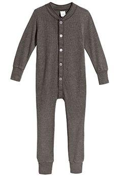 City Threads Grey Pajamas