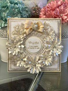 Wedding card by Chloe Endean.
