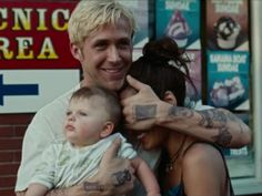 The Place Beyond the Pines (2012) directed by Derek Cianfrance