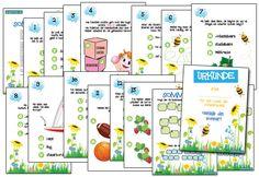 passend zum #Sommer ist unser neues #Quiz für #kinder in süßem Design