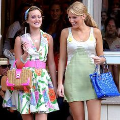 It's been a couple years since this episode and I'm still obsessed with their dresses. xoxo gossip girl