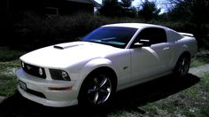 My 2008 Mustang GT ~ The Lady Chablis