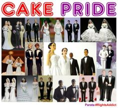 #RightsAddict #CakePride