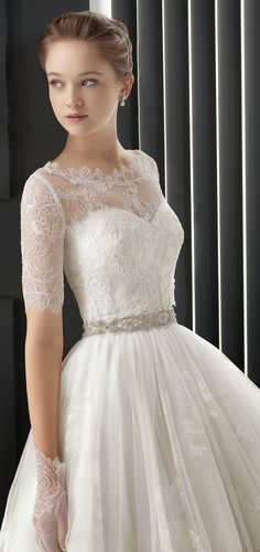 Two by Rosa Clara 2015 Bridal Collection | Magno