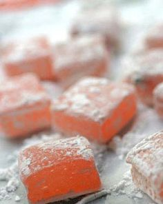 Turkish Delight candy