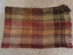 #Vintage #churchill weavers kentucky chenille #blanket,  View more on the LINK: 	http://www.zeppy.io/product/gb/2/141820868478/