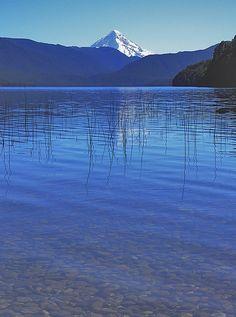 Lanin Volcano (Volcán Lanin) - Junin de los Andes, Neuquen, Argentina
