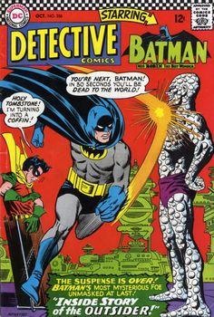 Detective Comic #356 DC Comics