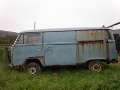 Vw T2 Van - http://classiccarsunder1000.com/archives/1443