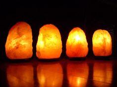 Solne lampe negativno ioniziraju zrak te ga tako čiste, što je pozitivno za vaše zdravlje.:)