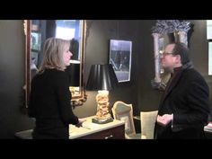 Stylish Shopping with Susanna Salk and Alex Papachristidis fantasy shopping at Gerald Bland