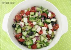 Fruit Salad, Cobb Salad, Yummy Food, Foods, Food Food, Fruit Salads, Food Items, Delicious Food
