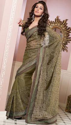 Красота, вдохновленная природой - Традиционная одежда Индии