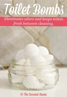 These homemade Thieves toilet bombs will keep your toilets smelling fresh between cleaning! These serious work and smell so nice! Homemade Cleaning Products, Cleaning Recipes, Natural Cleaning Products, Cleaning Hacks, Cleaning Supplies, Diy Products, Household Products, Cleaning Solutions, Diy Hacks