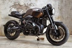 RocketGarage Cafe Racer: BMW R NineT Eurobike :)