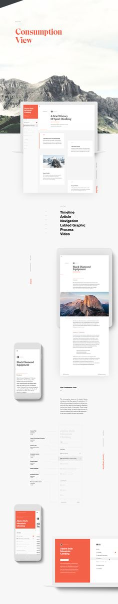 Rise is a responsive authoring tool used to create e-learning courses. Rise has a feature set that facilitates both consumption view for students and course creation tools for authors.The design challenge was to create a cohesive and flexible system to…
