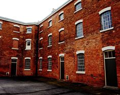 The outside of the Workhouse, so emotional