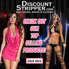 Discount stripper clothing