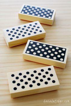 Polka dots stamp   Flickr - Photo Sharing!