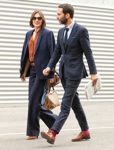 Street Style: The Top 7 Trends from Spring 2014: Rules of Style