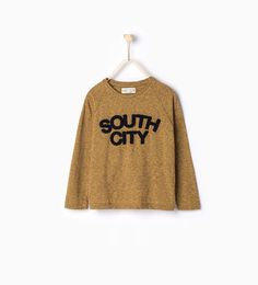 """South city"" T 恤"