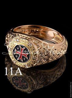 кольцо из золота 585 пробы розового цвета, эмаль, бриллианты -6шт-0,044к-3/5А