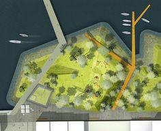 Quartier Baakenhafen ATELIER LOIDL LANDSCAPEARCHITECTS