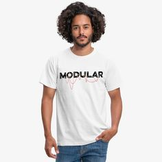 I Do Yoga Relieve Stress Funny Quote Men's T-Shirt ✓ Unlimited options to combine colours, sizes & styles ✓ Discover T-Shirts by international designers now! T Shirt Designs, Iron Man, Afro, Stress Funny, Company Quotes, Rocker, Graphic Quotes, Pullover, How To Do Yoga
