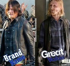 The Walking Dead #WeLoveDarylDixon #TWD