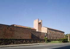 Renovation and Reconstruction of the Castle of Novara / Studio Zermani e Associati