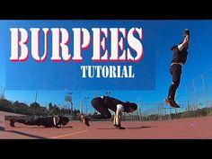 El tutorial definitivo para hacer burpees | Entrenamiento