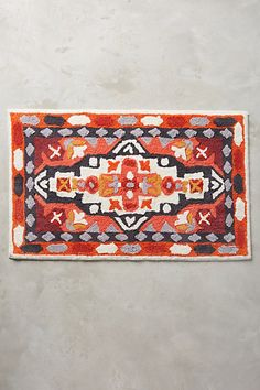 Anthropologie EU Risa Bath Mat