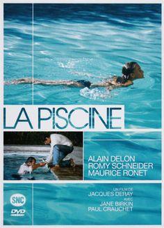 La piscine - drama met Romy Schneider, Alain Delon en Jane Birkin. Lees erover op: http://www.fransefilms.nl/la-piscine/