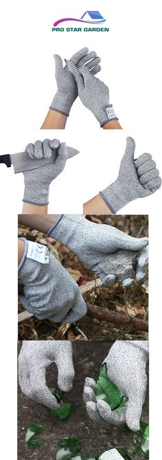 Cut-Resistant Gloves Suitable for Users in Demand and for Multiple Uses Highly Protective with EN388 Approved Level 5 Cut Resistance Comfortably Worn Like A Second Skin Safe to Wash and Machine Washable