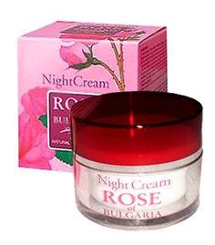 NIGHT CREAM ROSE