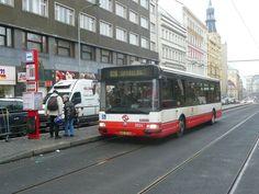 Někdy zajišťovaly NAD i standartní autobusy. Public Transport, Transportation