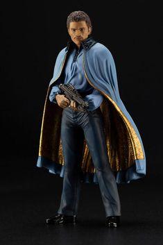 Kotobukiya Star Wars, Rey And Finn, Han Solo And Chewbacca, Lando Calrissian, Star Wars Episode Iv, Cloud City, 61 Kg, The Phantom Menace, Anime Figures